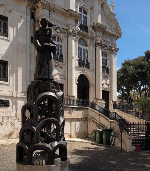 San Antonio en Lisboa