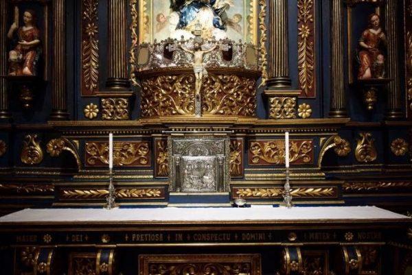 Jesús en el Sagrario Quito