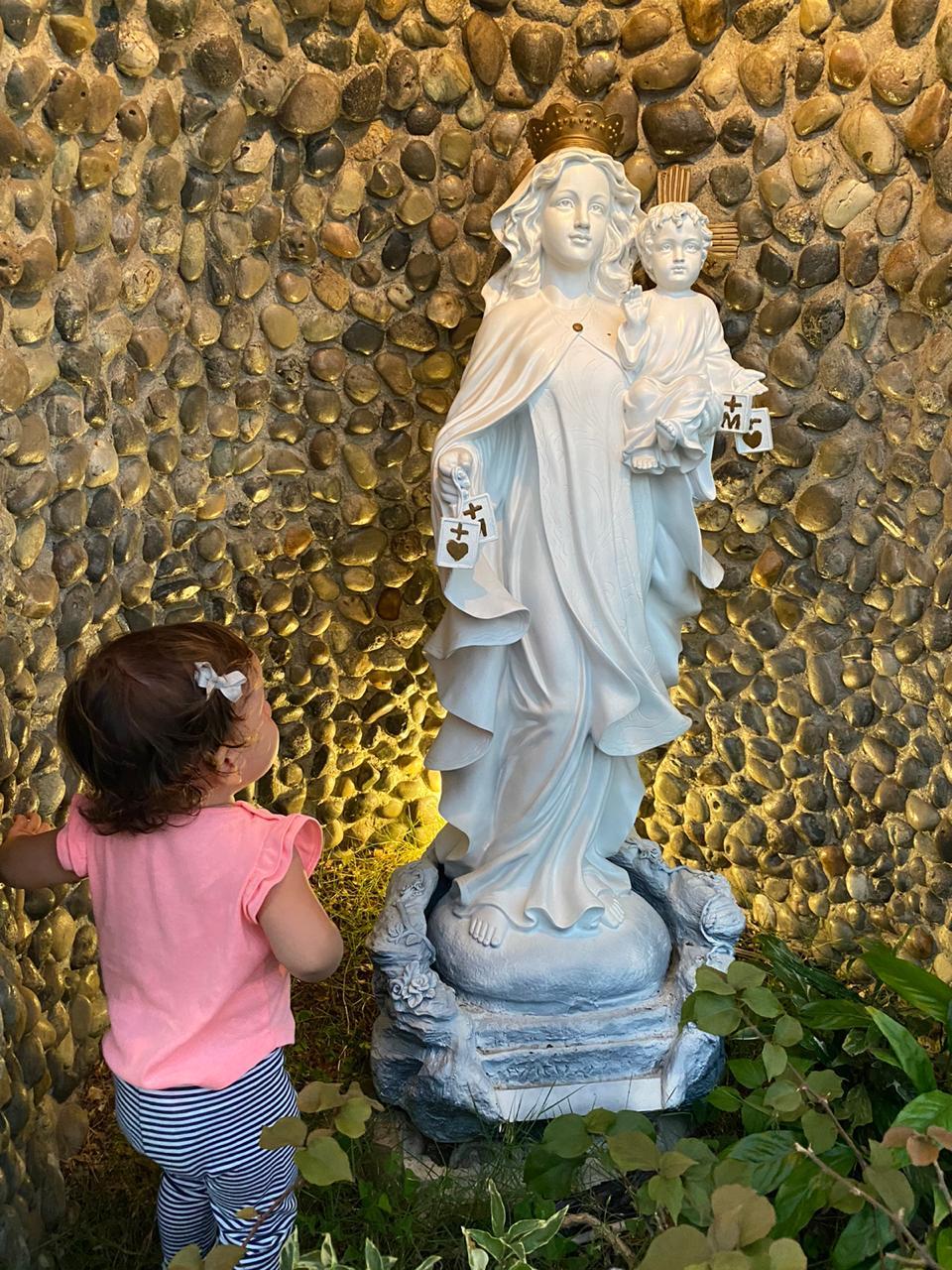 Maria modelo y maestra de fe