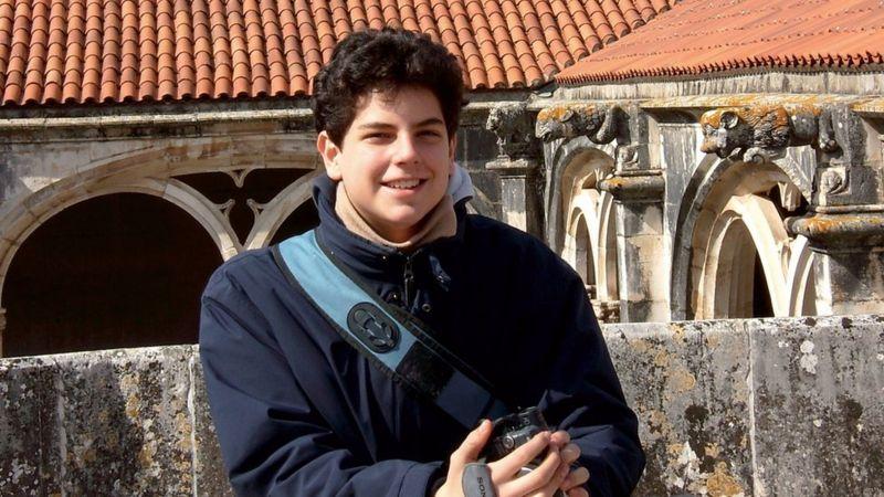Carlo Acutis, Joven Influencer Italiano