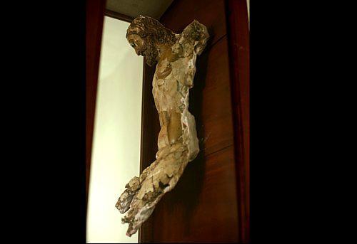 Cristo Roto de Bojoyá