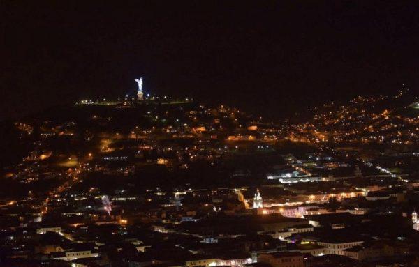 Quito CordonazoSan Francisco Asis