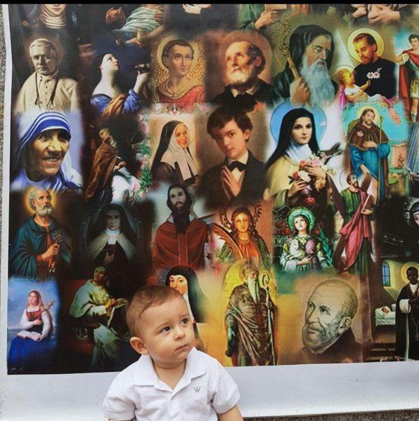 Todos los santos Ecuador
