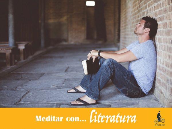medita con la literatura