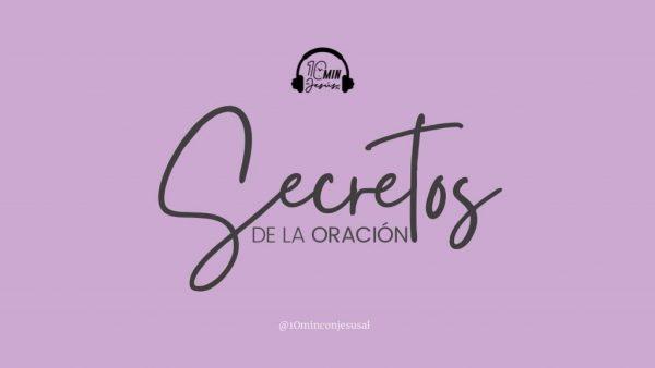 Secretos de la Oración