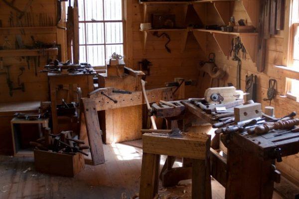 taller del carpintero
