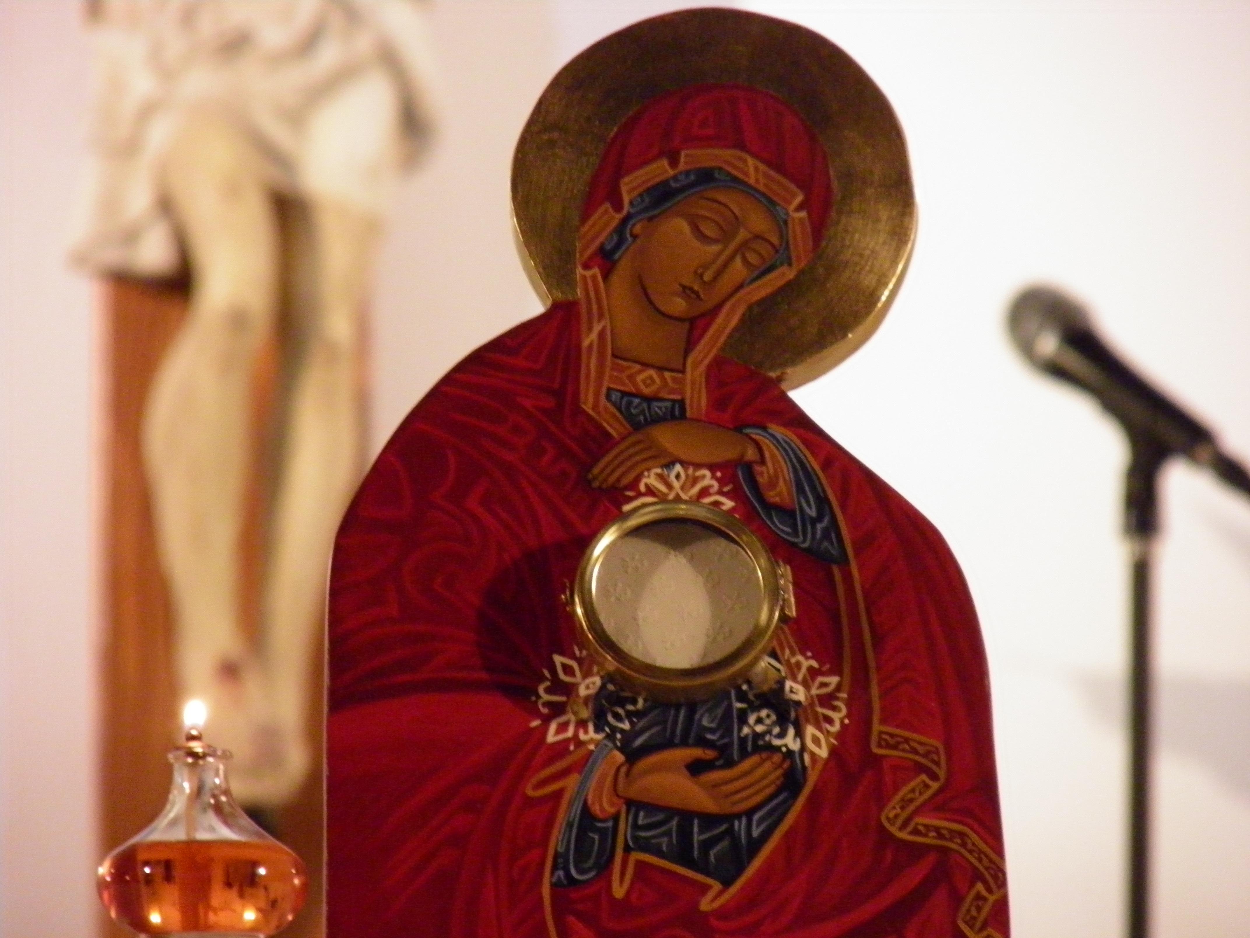Maria adulta en la fe