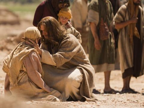 Jesús amigo que no falla