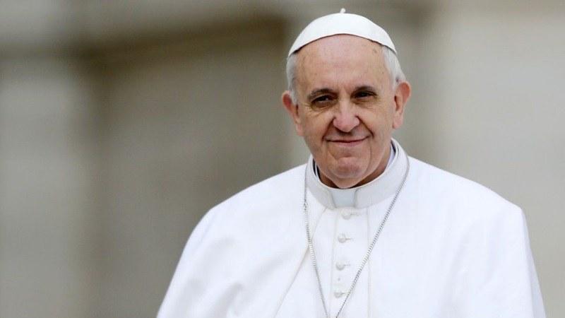 Oración y dialogo, Papa Francisco