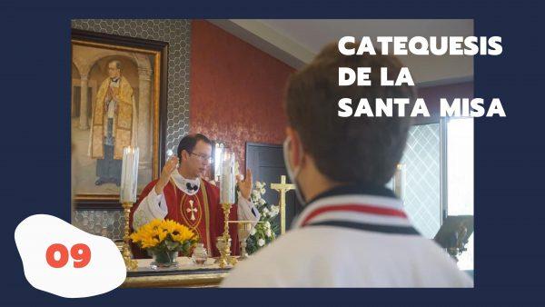 Catequesis de la Misa IV Rito de la comunión y de la paz
